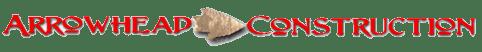 Arrowhead Construction Logo
